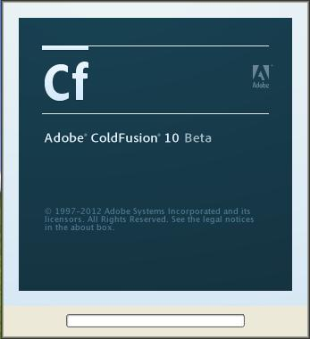ColdFusion 10 Beta